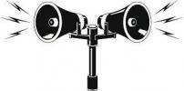 RSA Loud Speaker System Hire