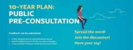Tararua District Council Long Term Plan Pre-consultation Now Open!!!
