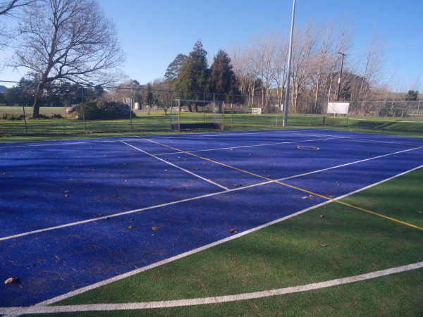All Weather Courts